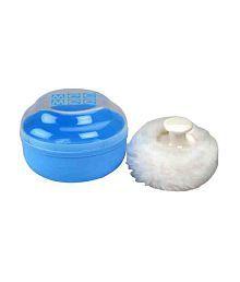 Mee Mee Baby Soft Powder Puff_Blue