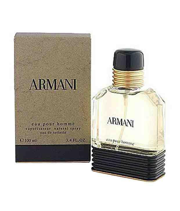 armani eau pour homme 100ml edt buy online at best prices. Black Bedroom Furniture Sets. Home Design Ideas