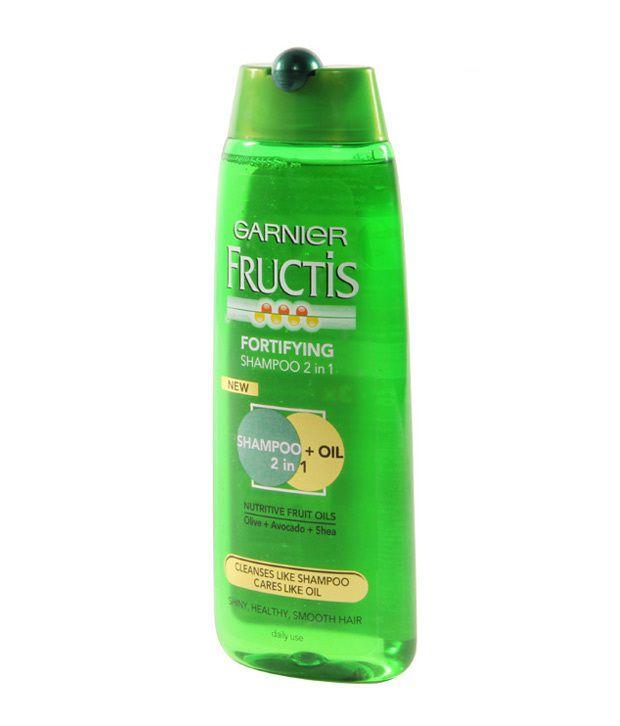 Garnier Fructis Shampoo + Oil 2 In 1 180Ml