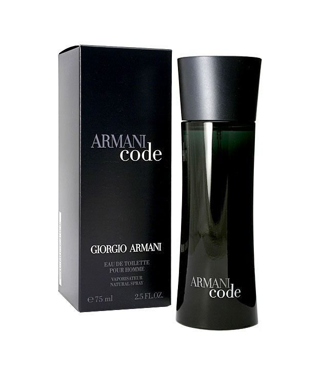 Armani Perfume Code Men 75ml Edt Buy Online At Best Prices In India