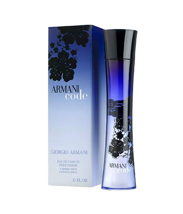 Armani Perfume Code Women 75ml Buy Online At Best Prices In India