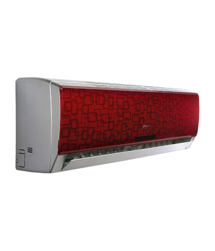 godrej 1 ton 5 star vogue harmony gsc 12 fv 5 hrlh split air conditioner red price in india. Black Bedroom Furniture Sets. Home Design Ideas