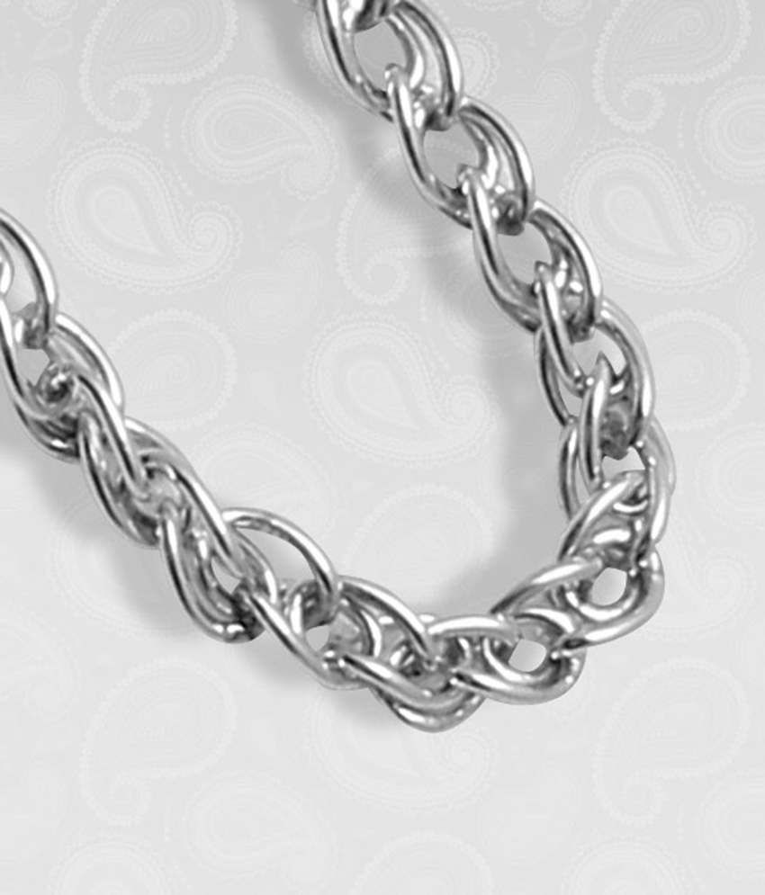Hari Shanker Exclusive Sterling Silver Chain
