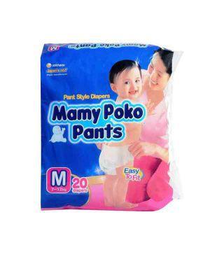 Mamy Poko Pants M (7-12 Kg), 20 Pcs