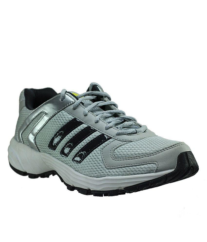 Adidas Silver Men Running Shoes Art