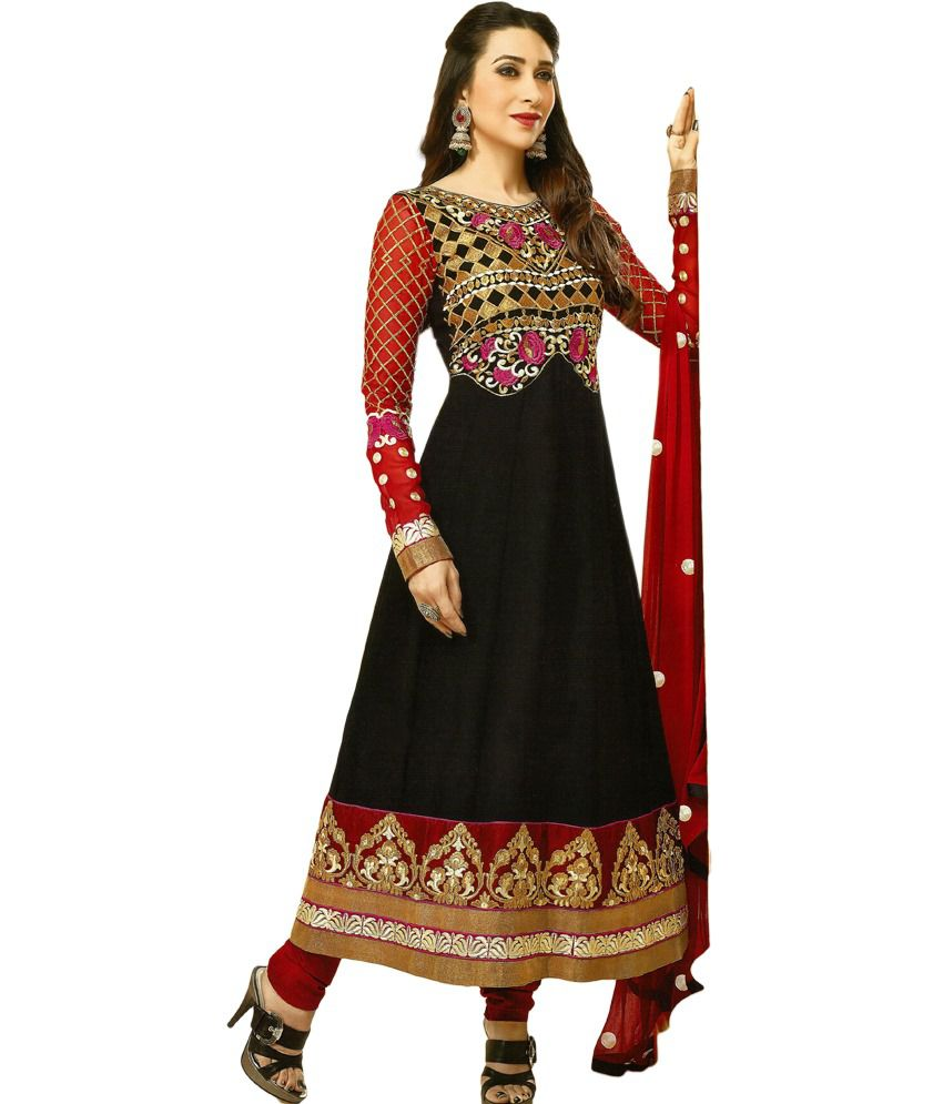 Anarkali Suit for Diwali