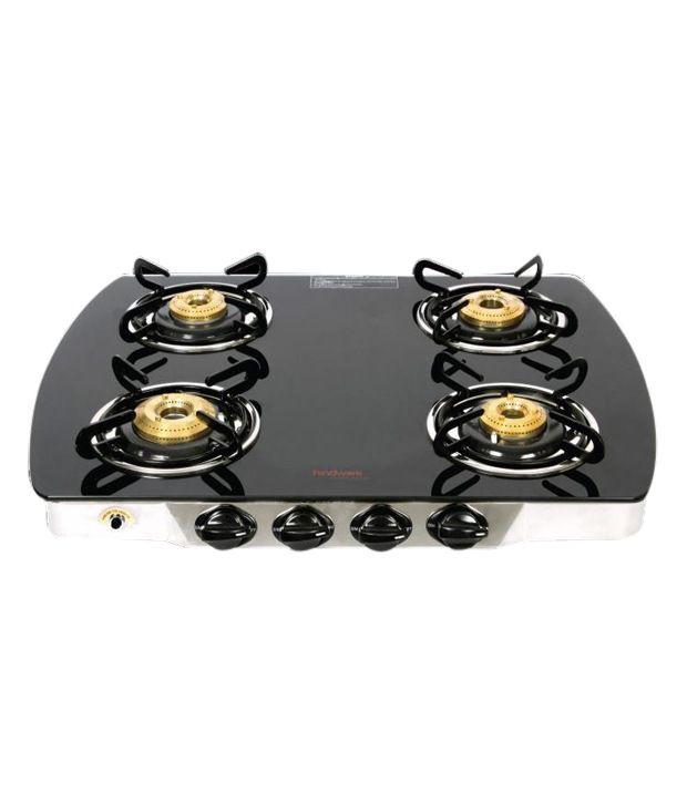 Hindware-Primo-GL-4B-4-Burner-Gas-Cooktop