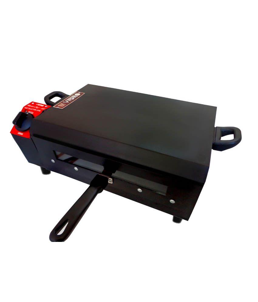 Vibro-Electric-Tandoor-Grill