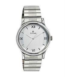 Titan NH1580SM01C Men's Watch