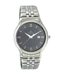 Titan Steel 1494SM02 Men's Watch