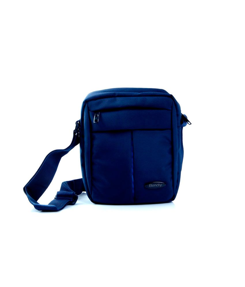Buy Passport Sling Bag - Navy Blue at Best Prices in India - Snapdeal