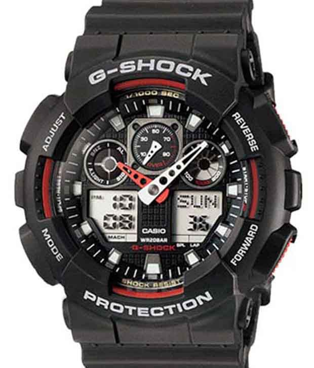 Casio G272-ES Multi-Function G-Shock Watch