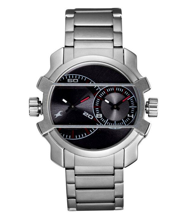fastrack midnight nf3098sm01c s buy