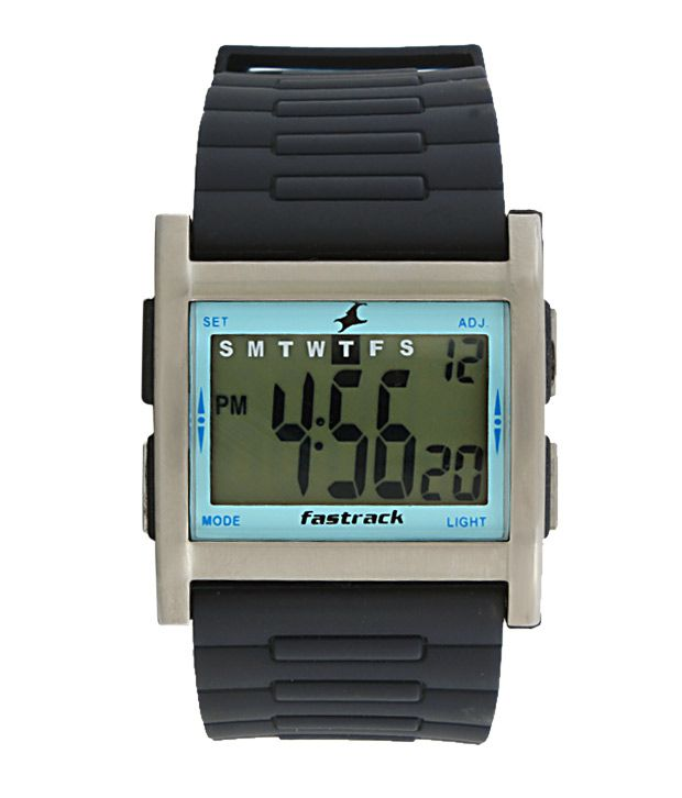 84fd2769c Fastrack Rectangular Dial Digital Watch - Buy Fastrack Rectangular Dial Digital  Watch Online at Best Prices in India on Snapdeal