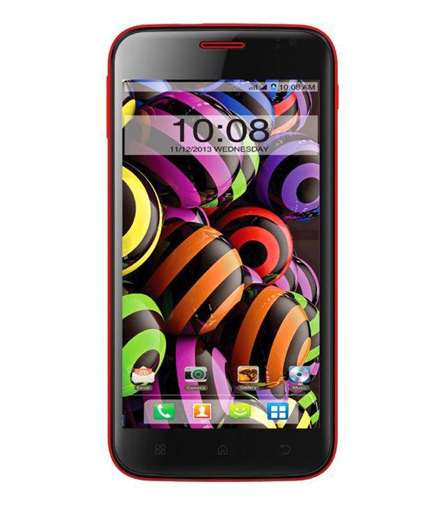 Intex ( 4GB and Below , 1 GB ) Red