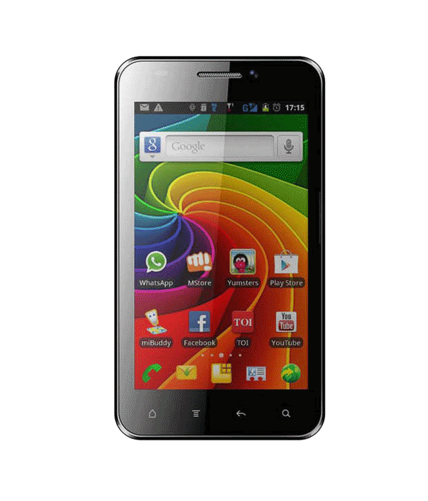 Micromax Superfone A101 Black
