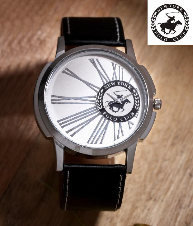 NYPC Exclusive White Dial Watch