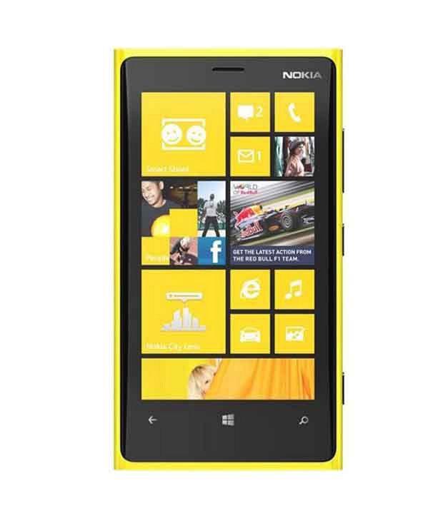 Nokia Lumia 920 32GB Yellow