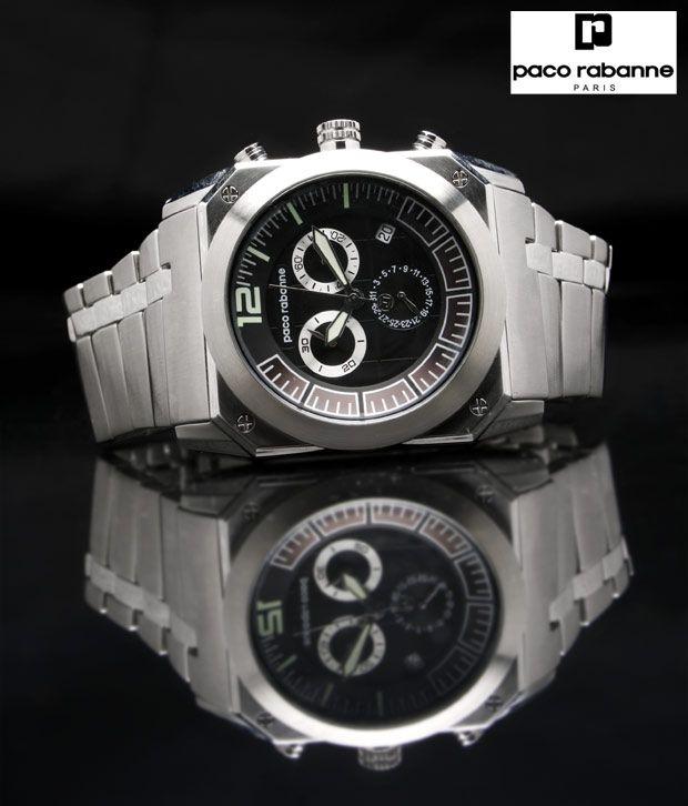 Paco Rabanne Captivating Bracelet Watch