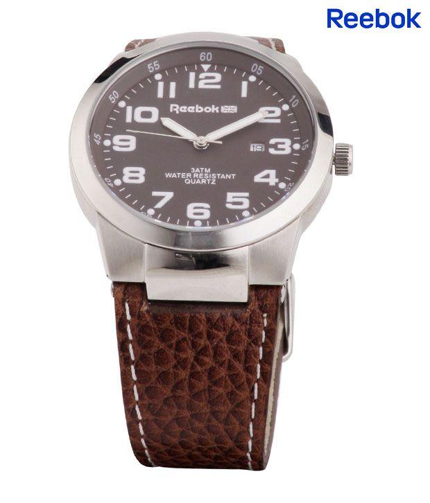Reebok Klondike Sports Brown Watch