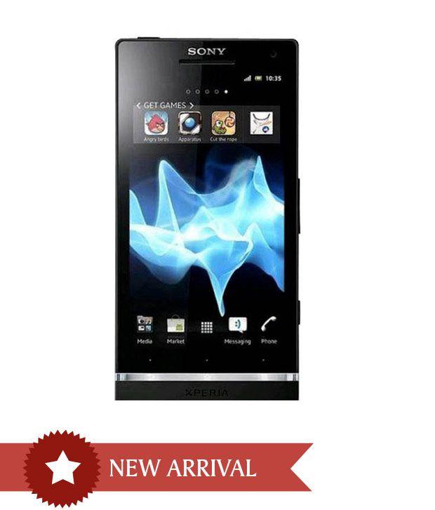 Sony Xperia SL LT26ii (Black)