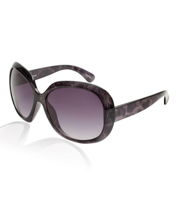 A.Klein Snake Pattern Sunglasses