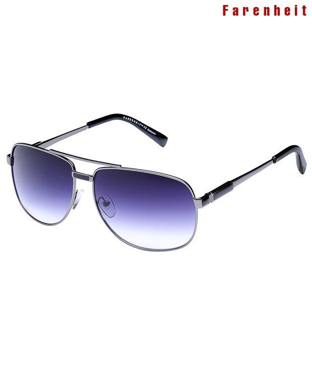 Farenheit Lively Blue Aviators