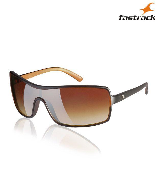 Fastrack Sunglasses Case  fastrack p119br2 sunglasses art ftep119br2 fastrack p119br2