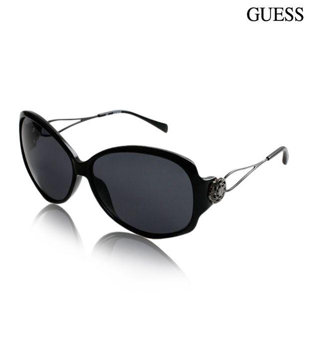 Guess  Black Marvel Sunglasses