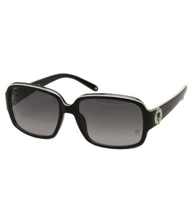 a0e9ec9e636 Mont Blanc 358S-05B-59 Square Frame Women s Vogue Sunglasses - Buy Mont  Blanc 358S-05B-59 Square Frame Women s Vogue Sunglasses Online at Low Price  - ...