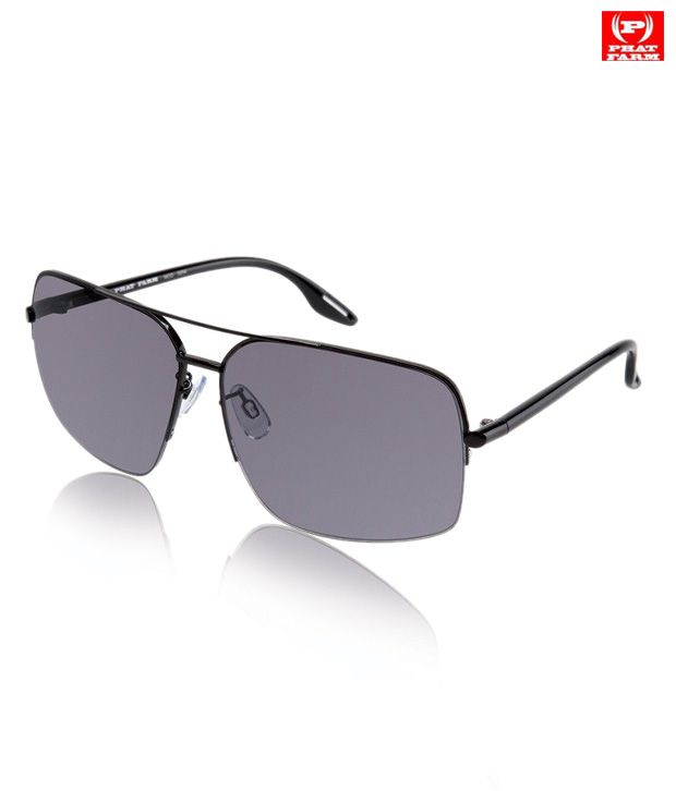 Phat Farm Stylish Black Sunglasses - Buy Phat Farm Stylish Black ...