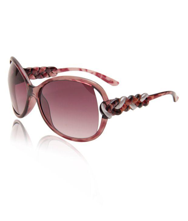 Polo Club Attractive Pink Women Sunglasses
