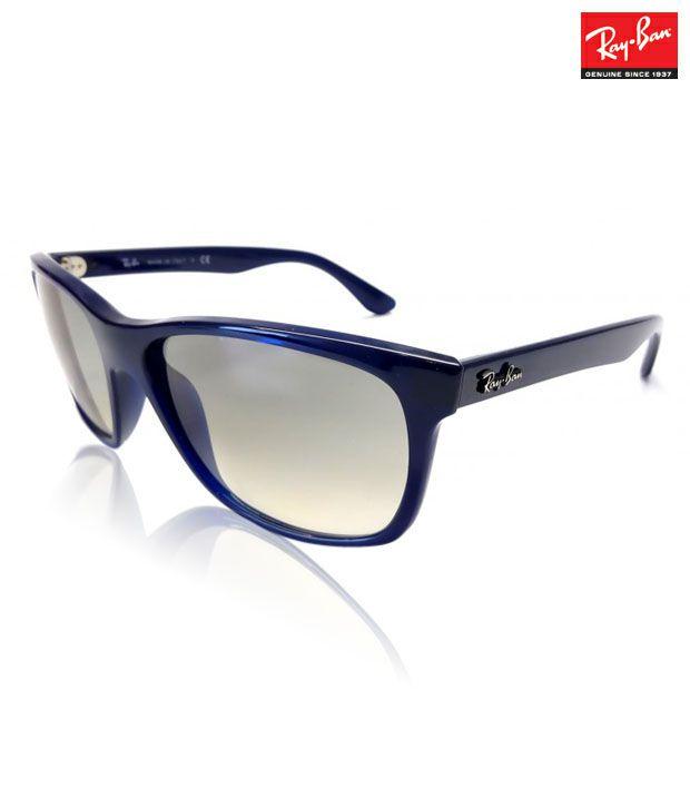 1be1b57422 Ray-Ban RB-4181-629-32 Wayfarer Sunglasses - Buy Ray-Ban RB-4181-629-32 Wayfarer  Sunglasses Online at Low Price - Snapdeal