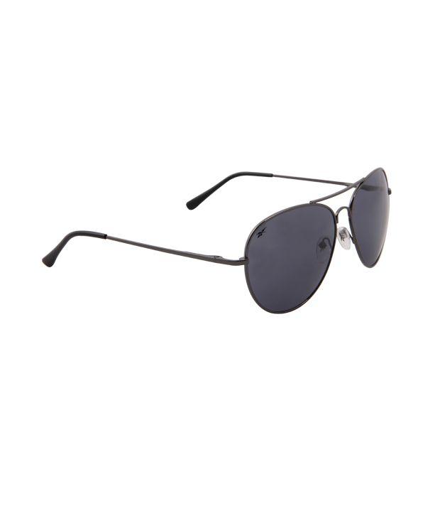 6f9ae1a35859 Reebok Dapper Black Aviator Sunglasses - Buy Reebok Dapper Black ...