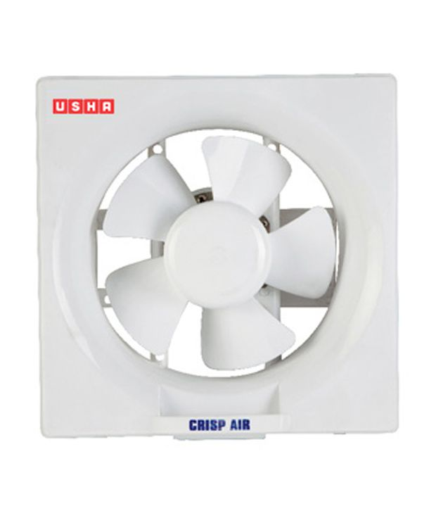 usha crisp air exhaust fan price in india buy usha crisp