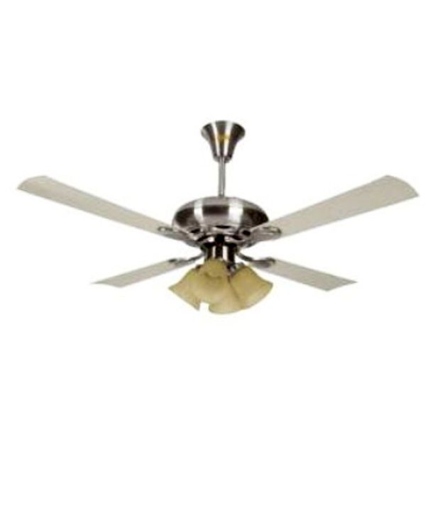Large Ceiling Fans Installation: Usha Fontana Ceiling Fan Steel Glossy Price In India