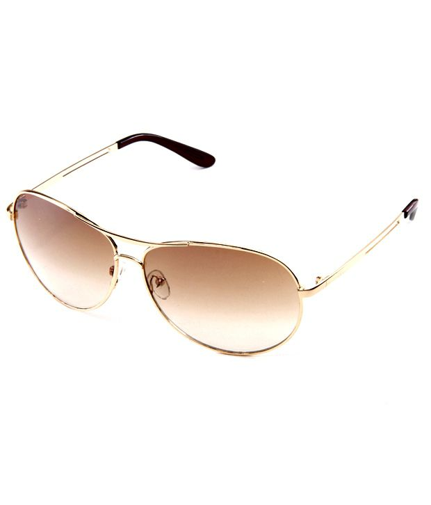 cd64081af9 Crad Shining Aviator Golden Sunglasses - Buy Crad Shining Aviator Golden  Sunglasses Online at Low Price - Snapdeal