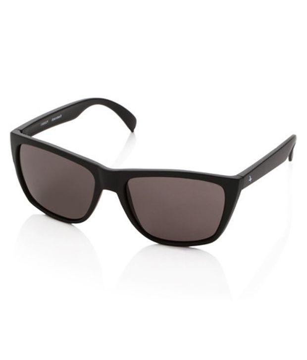 Fastrack Black Wayfarer Sunglasses  fastrack p230bk1 sunglasses fastrack p230bk1 sunglasses
