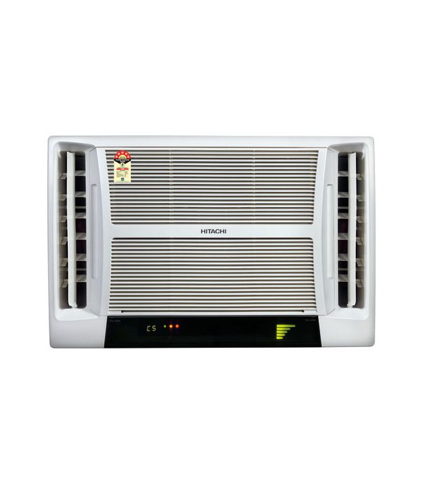 Hitachi Summer QC RAV513HUD Window Air Conditioner 1.1 Ton