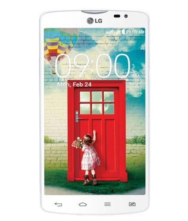 LG ( 4GB and Below , 1 GB ) White