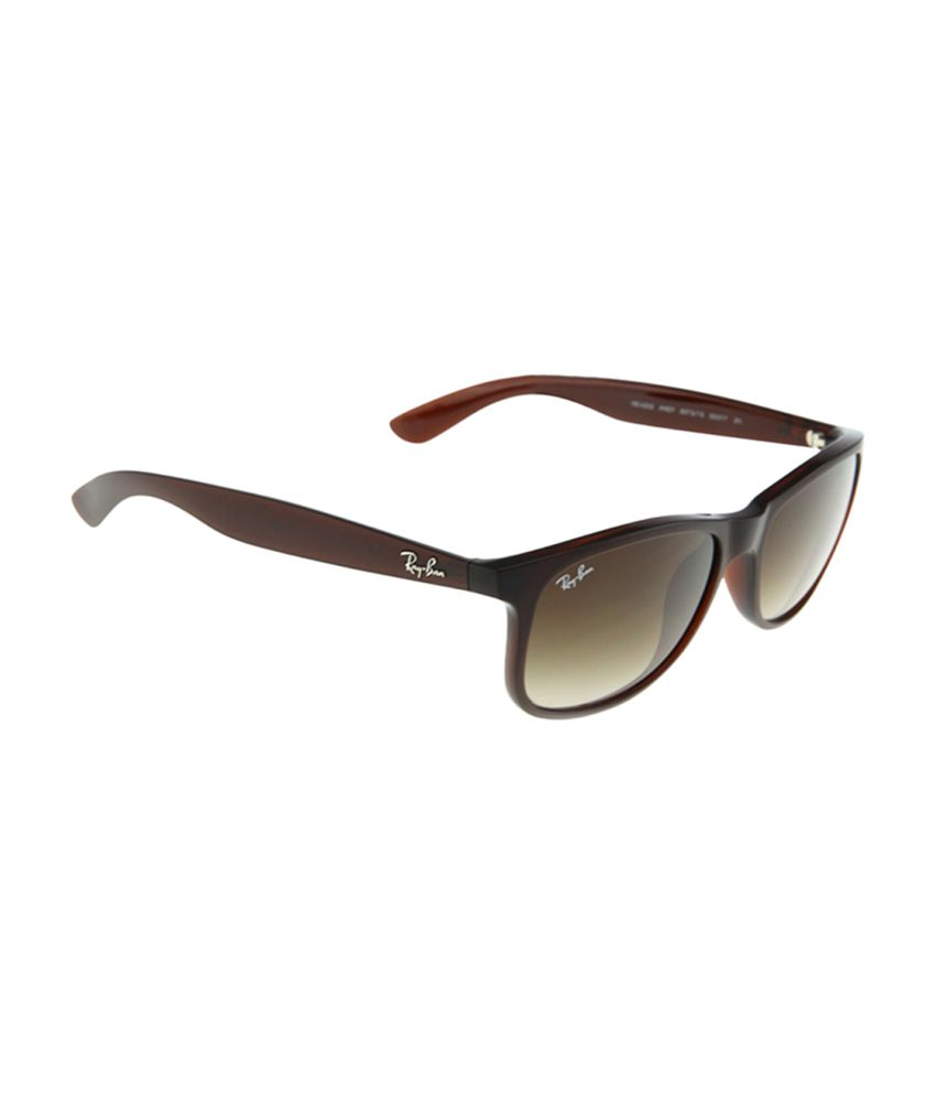 rb4202  Ray-Ban RB4202 607313/6290 Small Size 55 Wayfarer Sunglasses - Buy ...