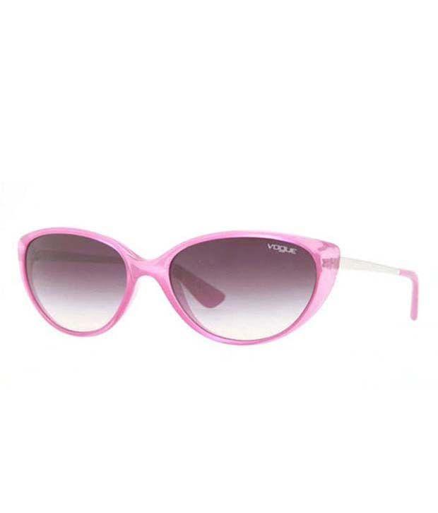 c4d1bda426692 Vogue Cat Eye Vo2757-S-2080-36-57 Women S Sunglasses - Buy Vogue Cat Eye  Vo2757-S-2080-36-57 Women S Sunglasses Online at Low Price - Snapdeal