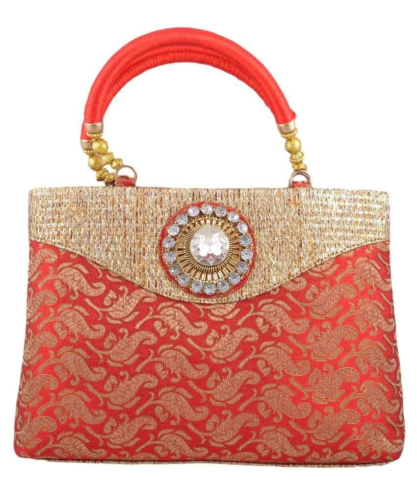Freddy's FC1422 Red Handbags