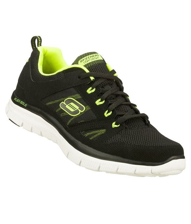 4c456dae344bd Skechers FLEX ADVANTAGE Running Sports Shoes - Buy Skechers FLEX ADVANTAGE  Running Sports Shoes Online at Best Prices in India on Snapdeal