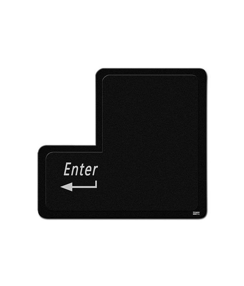 Bluegape Enter Keyboard Symbol Mousepad Buy Bluegape Enter