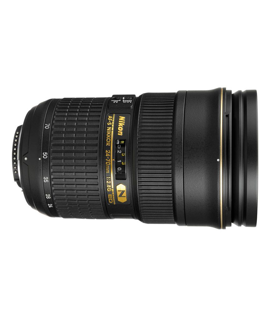 nikon 24 70 mm f 2 8g ed lens fx format price in india. Black Bedroom Furniture Sets. Home Design Ideas