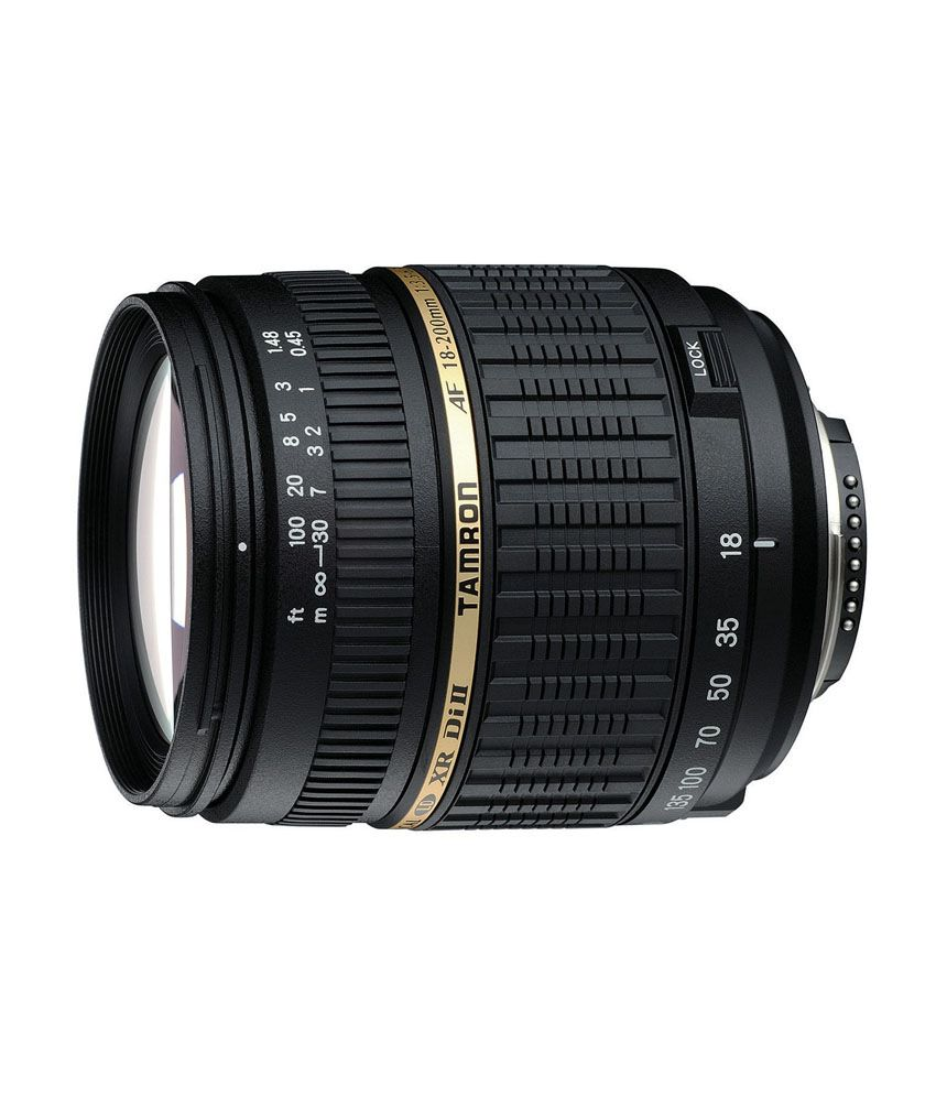 tamron a14 af 18 200 mm f 3 5 6 3 xr di ii ld aspherical if macro for nikon lens price in. Black Bedroom Furniture Sets. Home Design Ideas