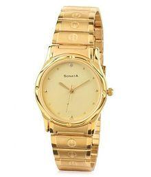 Sonata Nc7023Ym02 Men'S Watch