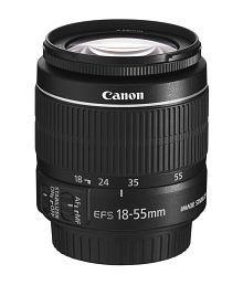 Canon Zoom Lens EF-S 18-55mm 3.5-5.6 IS II