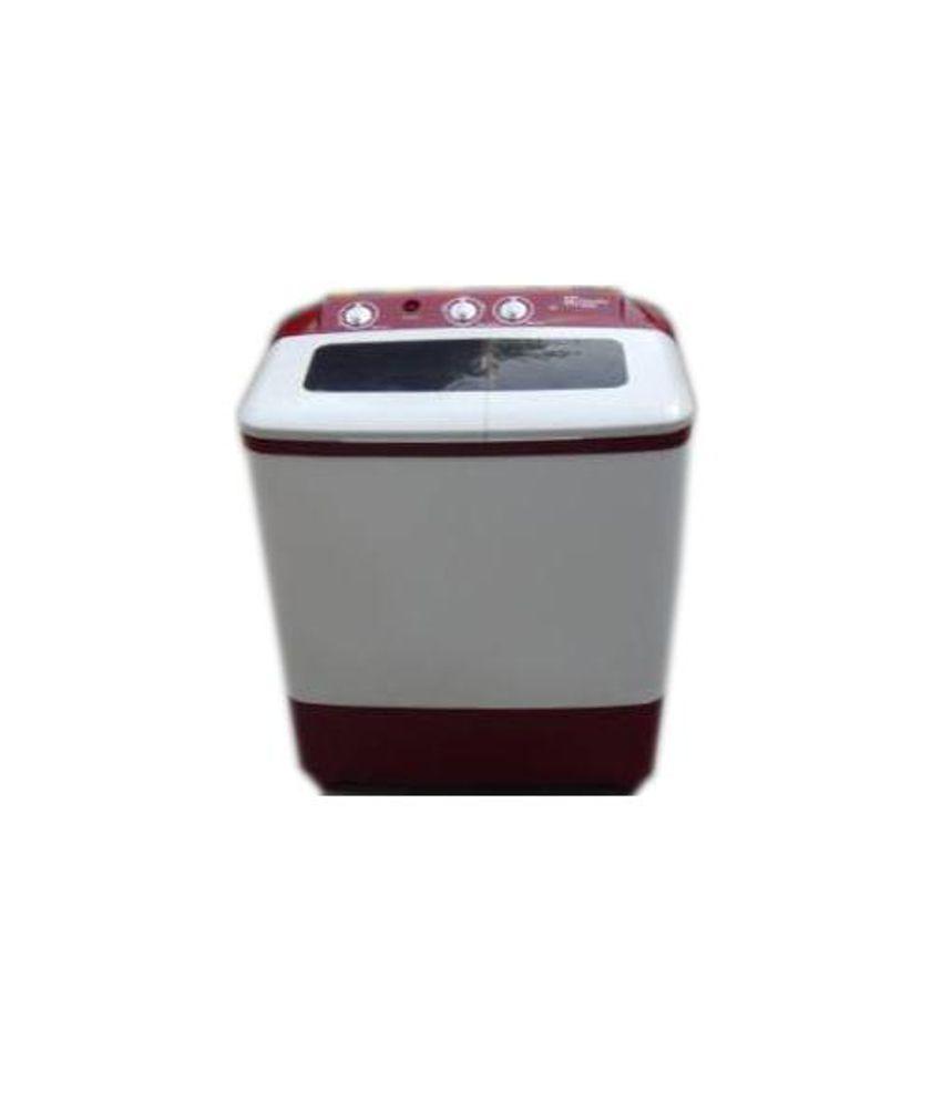 Electrolux Lumina ES62LUMR-DDN 6.2Kg Semi Automatic Washing Machine
